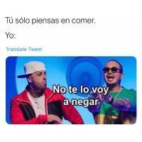 Un meme de reggaeton nuevo del 2020 para darle sabor a tu vida Nicky Jam y J Balvin.