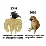 Un-meme-de-disfrases-para-la-cuarentena-2020