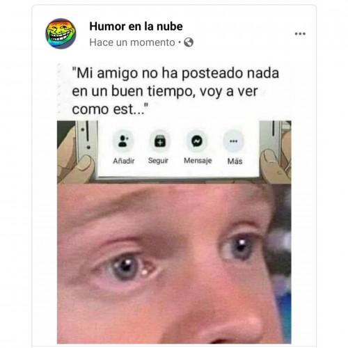 Meme para tu amigo