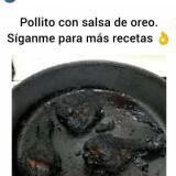 Pollito-con-salsa-de-oreo-siganme-para-mas-recetas